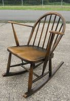 Elm Childs Rocking Armchair by Ercol